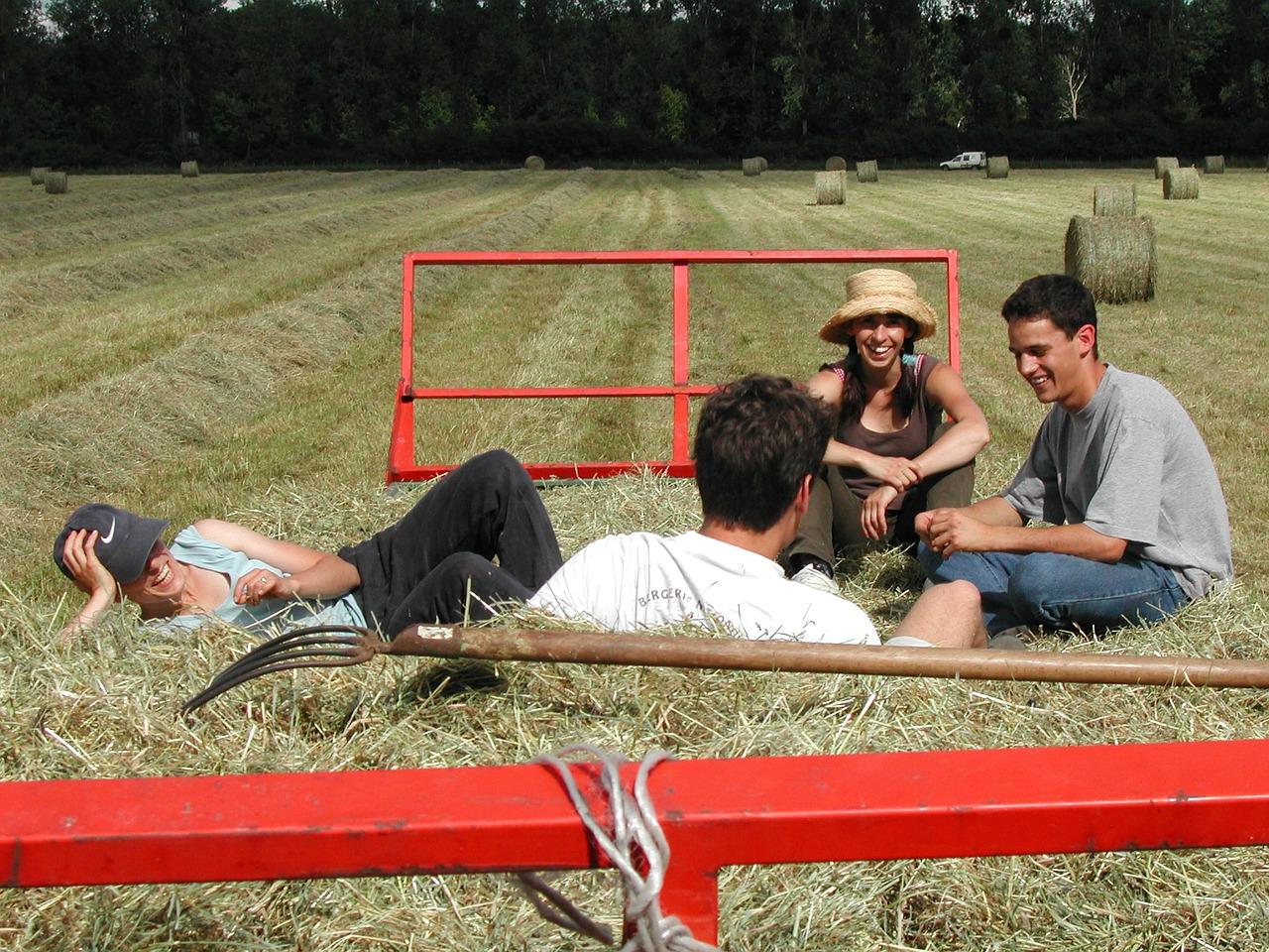 vacanze eco-friendly lavora in una fattoria biologica