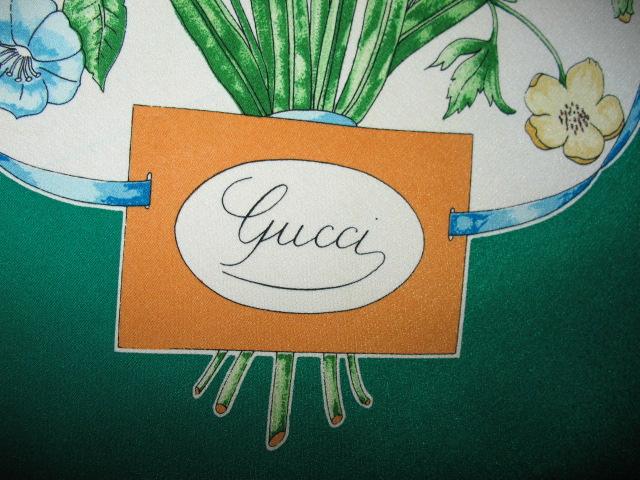 gucchi-foulard-flora-vintage