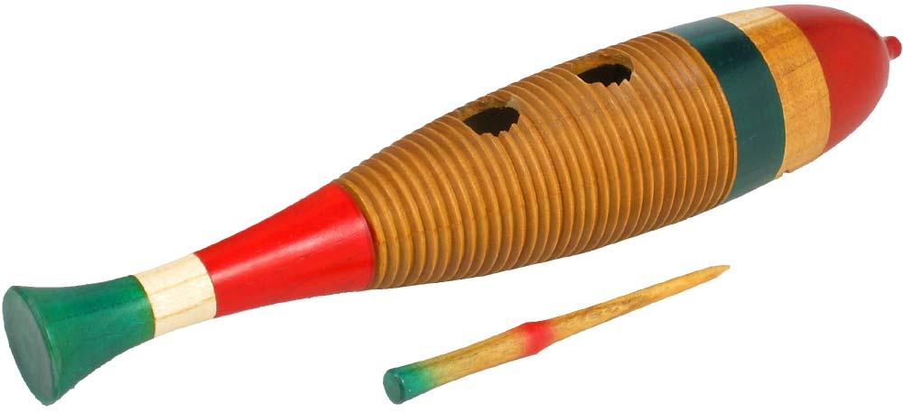 Il guiro: creare uno strumento musicale con materiali di riciclo